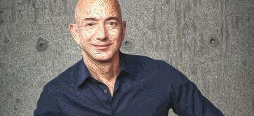Джефф Безос, основатель Amazon