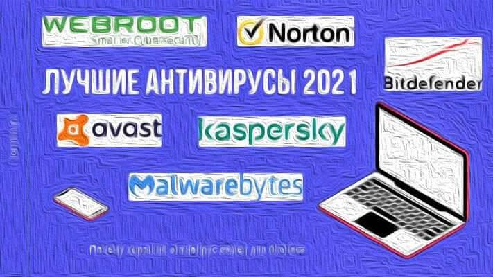 лучшие антивирусы 2021 года